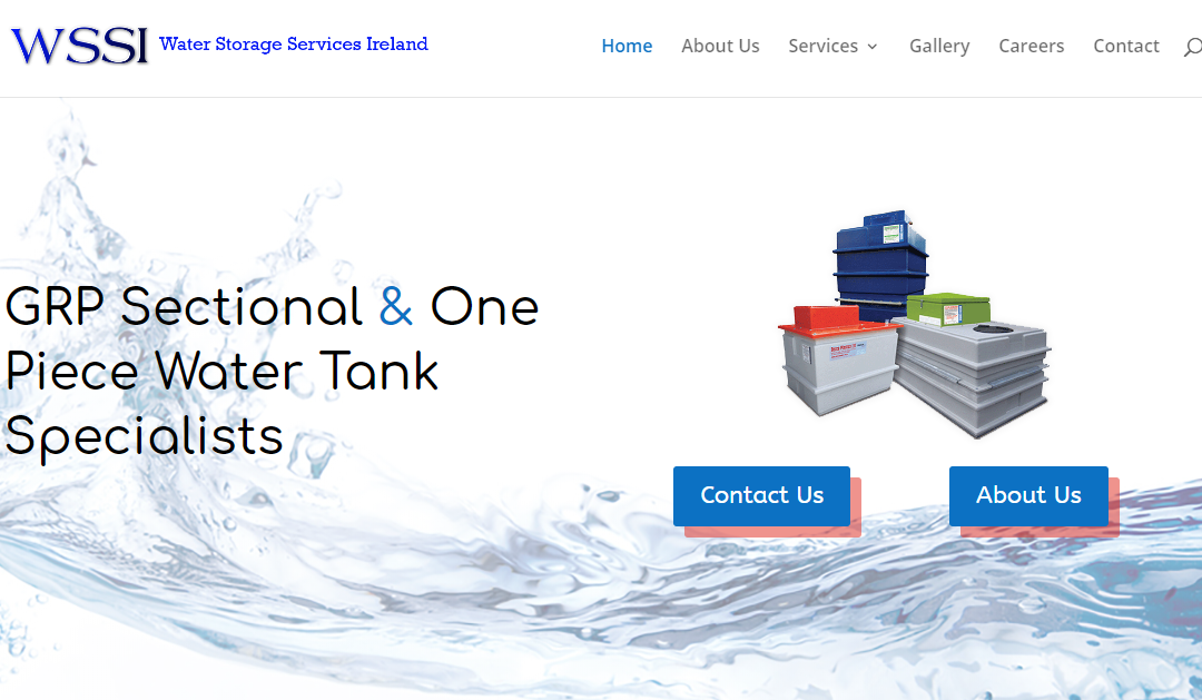 Water Storage Services Ireland